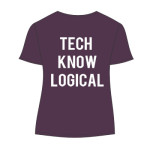 "Women's T ""Tech Know Logical"""
